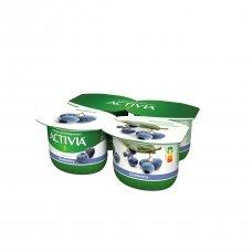 ACTIVIA jogurtas su mėlynėmis, 2,6%, 480g