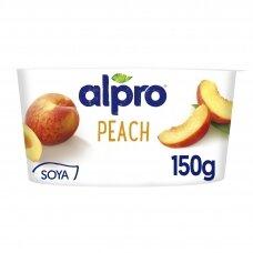 ALPRO fermentuotas sojos produktas su persikais, 150g