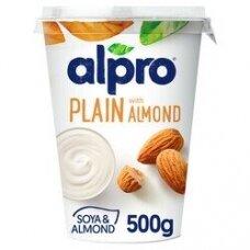 ALPRO fermentuotas sojos produktas su migdolais,500g