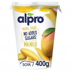 ALPRO fermentuotas sojos produktas su mango vaisiais 400G