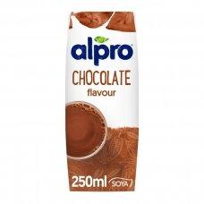 ALPRO sojų gėrimas šokoladinis, 250 ml