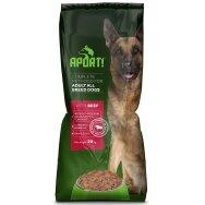 APORT sausas šunų ėdalas su jautiena, 20kg