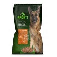 APORT sausas šunų ėdalas su paukštiena 10kg