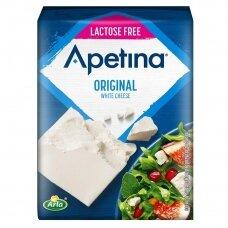 APETINA baltasis sūris be laktozės, 200g