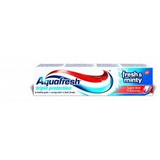 "AQUAFRESH dantų pasta ""Fresh'N'Minty"", 100 ml"