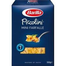 BARILLA MINI FARFALLE-PICCOLINI makaronai, 500g