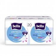"""BELLA PERFECTA higieniniai paketai """"Ultra Blue"""",  20vnt."""