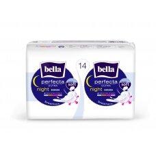 "BELLA PERFECTA higieniniai paketai ""Night Soft"", 14vnt."
