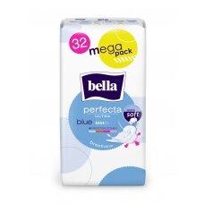 """BELLA PERFECTA higieniniai paketai """"Ultra Blue"""", 32vnt."""