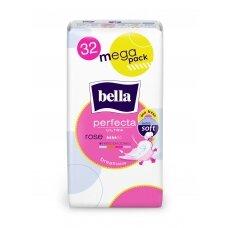 """BELLA PERFECTA higieniniai paketai """"Ultra Rose"""", 32vnt."""