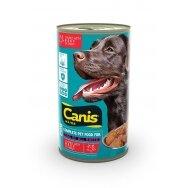 CANIS konservai suaugusiems šunims su jautiena 1,25kg