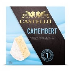 CASTELLO Camembert sūris, 125g