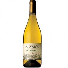 ALAMOS Chardonnay Mendoza (baltas sausas) 12,5% 0,75l