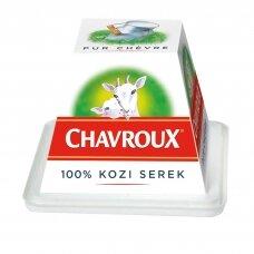 CHAVROUX tepamas ožkų sūris, 150g