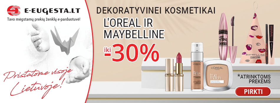 maybeline loreal