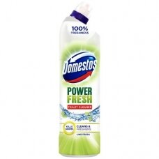 "DOMESTOS WC valiklis ""Total Hygiene Lime"", 700ml"