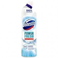 DOMESTOS TOTAL HYGIENE WC valiklis OCEAN, 700ml