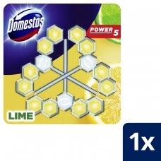 DOMESTOS TRIO valik.gaiviklis Lime 3x55