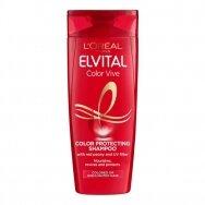 "L'OREAL ELVITAL šampūnas ""Color-Vive"" , 250ml"