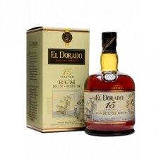 EL DORADO Reserve Speciale 15 Years romas 43% 0,7l