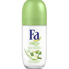 "FA rutulinis dezodorantas ""Fresh & Dry Green Tea"", 50ml"