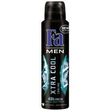 FA MEN COOL EXTREME aeroz. Dezodorantas, 150ml