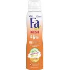 FA puršk. dezodorantas Cucumber & Melon 150ml
