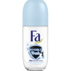 "FA rutulinis dezodorantas ""Invisible Fresh"", 50ml"