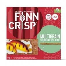 FINN CRISP duonelės Multigrain (įvairių grūdų), 175g