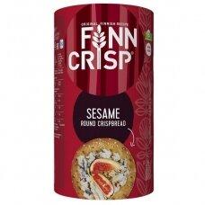 FINN CRISP duonos paplotėliai su sezamu, 250g