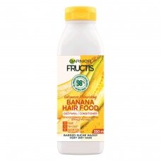 "GARNIER FRUCTIS plaukų balzamas ""Banana Hair Food"", 350ml"
