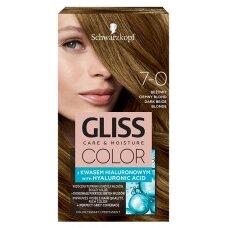 GLISS COLOR 7-0 plaukų dažai Smėlinis