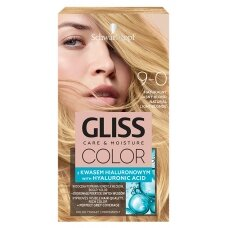 GLISS COLOR 9-0 plaukų dažai Natūralus labai šviesus