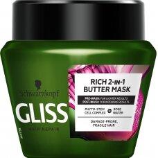 """GLISS """"Bio-Tech Restore"""" kaukė, 300ml"""