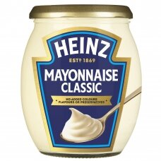 HEINZ klasikinis majonezas, 460g/480ml