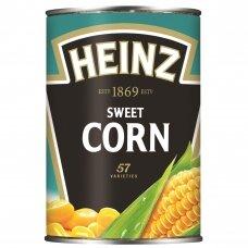 HEINZ konservuoti kukurūzai, 400g/240g