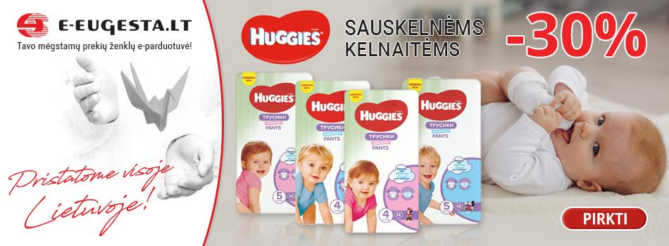 huggies pants -30