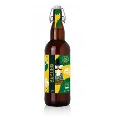 KEPTINIS alus butelyje 5,7%, 1l