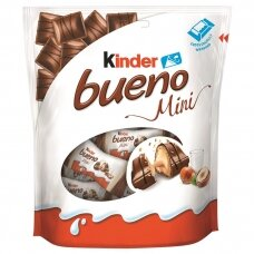KINDER Bueno Mini saldainiai, 108g
