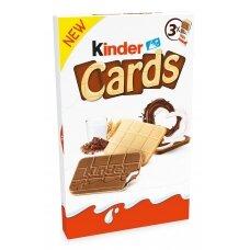 KINDER Cards sausainiai 76,8g