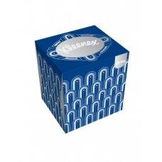 KLEENEX kosmetinės servetėlės dėžėje CUBE, 56 vnt.