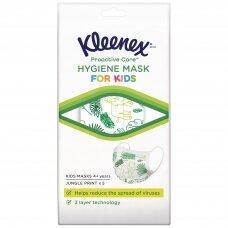 KLEENEX higieninės kaukės vaikams