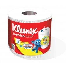 KLEENEX popieriniai rankšluosčiai Jumbo (600lap.)