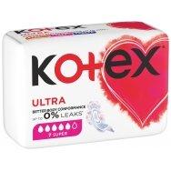 "KOTEX higieniniai paketai ""Super"", 7 vnt."