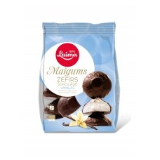 LAIMA MAIGUMS vanilinė suflė, glaistyta šokoladu, 200g