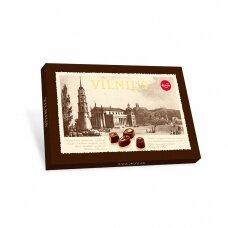 LAIMA šokoladiniai saldainiai Asorti VILNIUS ,360g
