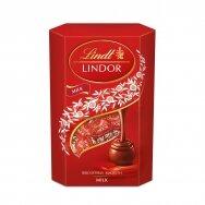 LINDT LINDOR pieninio šokolado rutuliukai, 200g