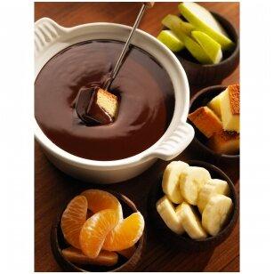 LINDT šokolado fondiu