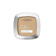 L'OREAL kompaktinė pudra True Match W3 Golden beige