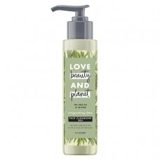 "LOVE, BEAUTY & PLANET veido prausiklis ""Invigorating Detox"", 125ml"